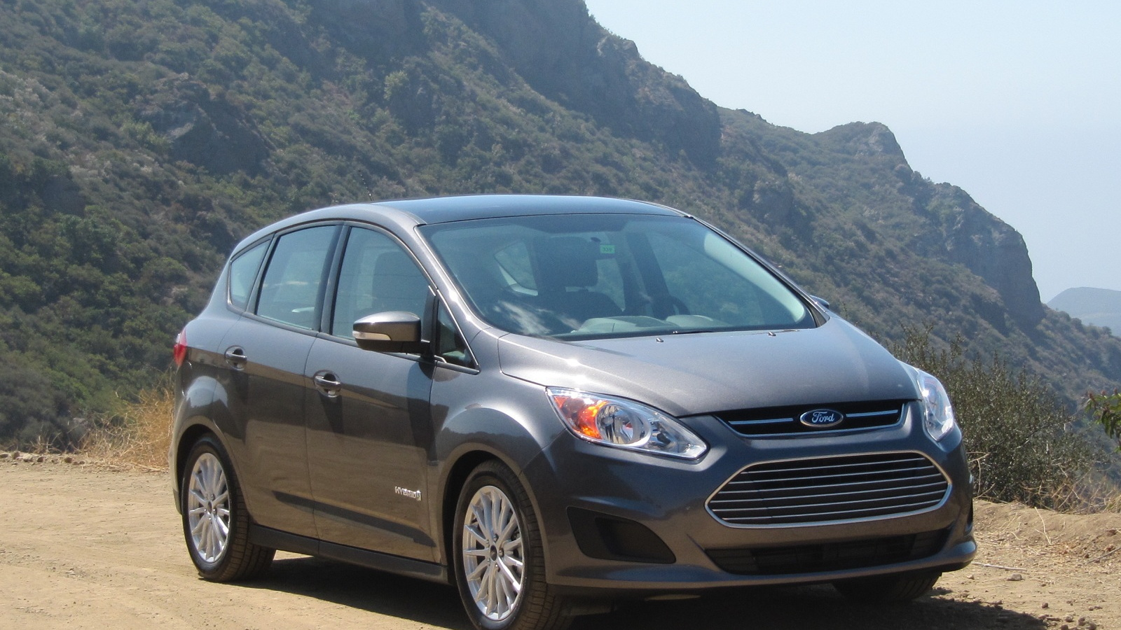 2013 Ford C-Max Hybrid, Los Angeles, August 2012