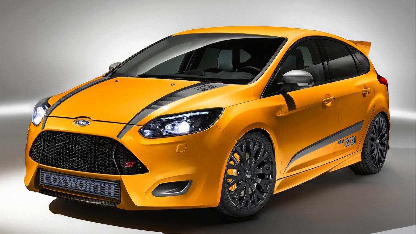 2013 Ford Focus ST built by M&J Enterprises for SEMA 2012