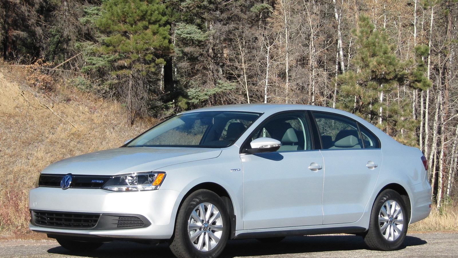 2013 Volkswagen Jetta Hybrid: First Drive