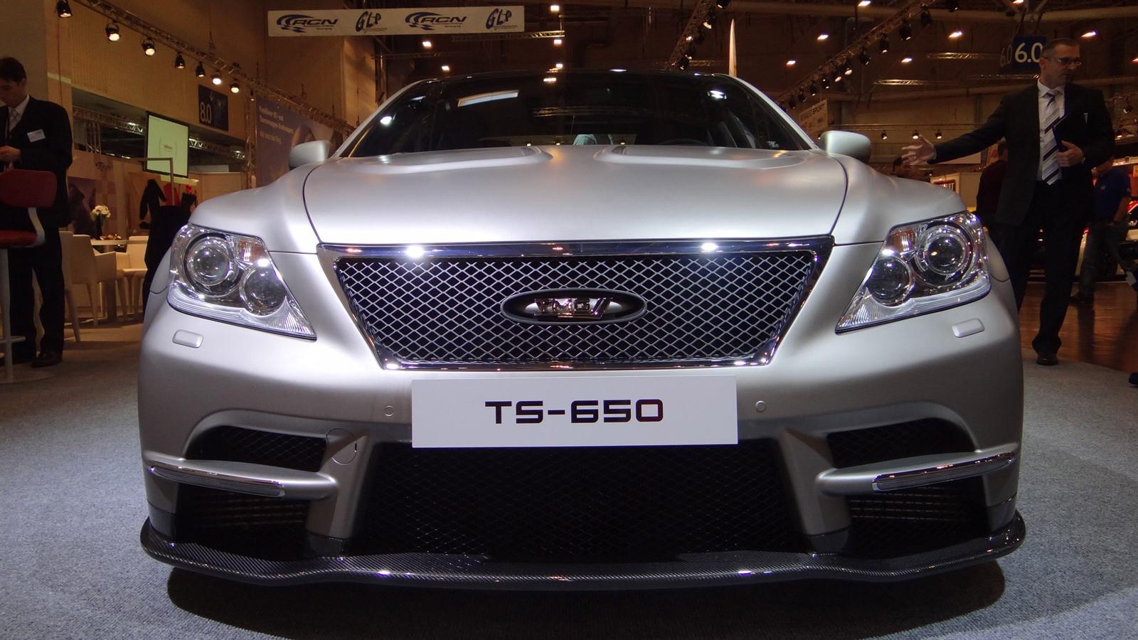 TMG Sports 650 concept, 2012 Essen Motor Show
