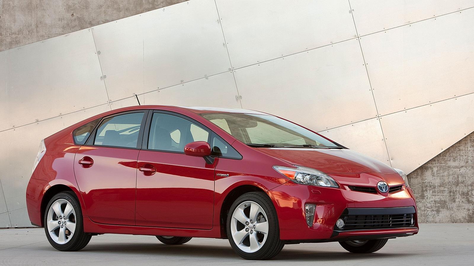 2013 Toyota Prius liftback