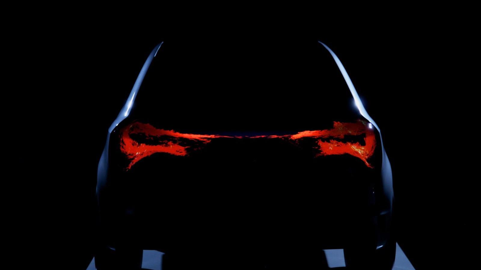 Audi Swarm lighting concept