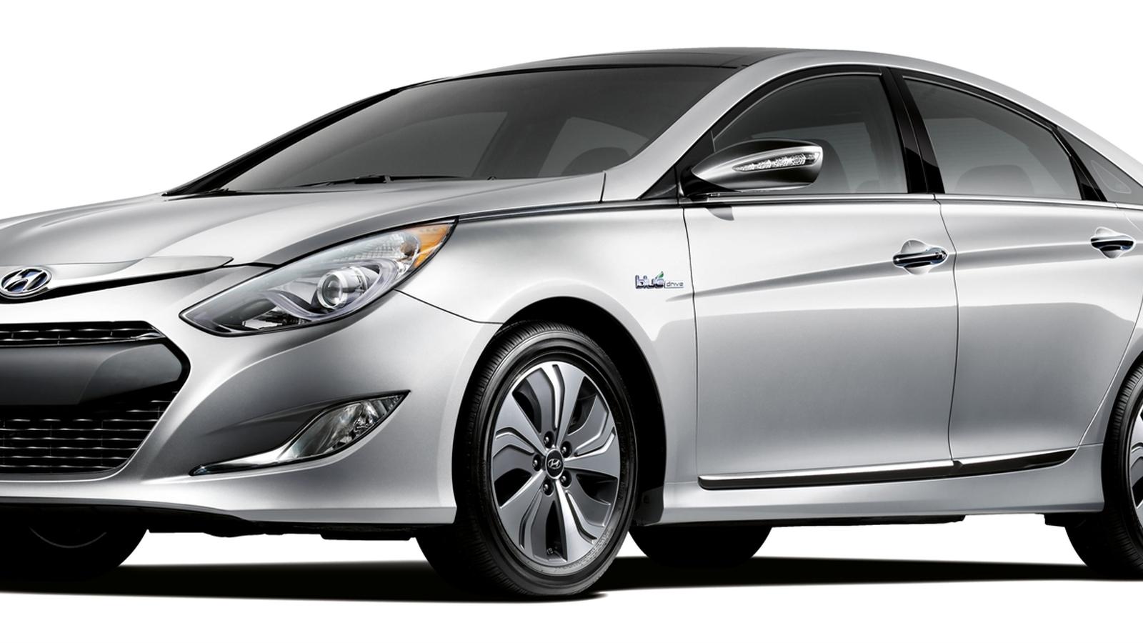 2013 Hyundai Sonata Starter Location