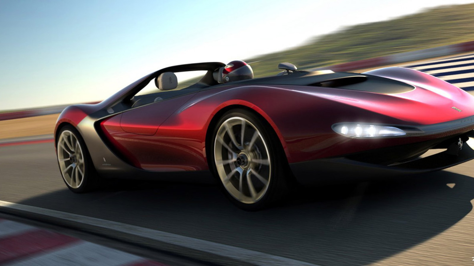 Pininfarina Sergio concept car