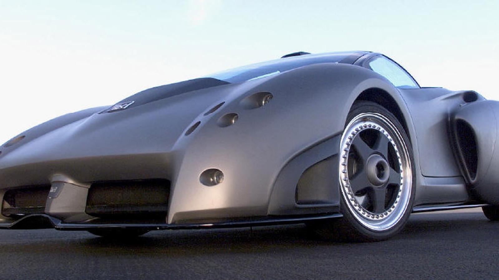 1998 Lamborghini Pregunta prototype