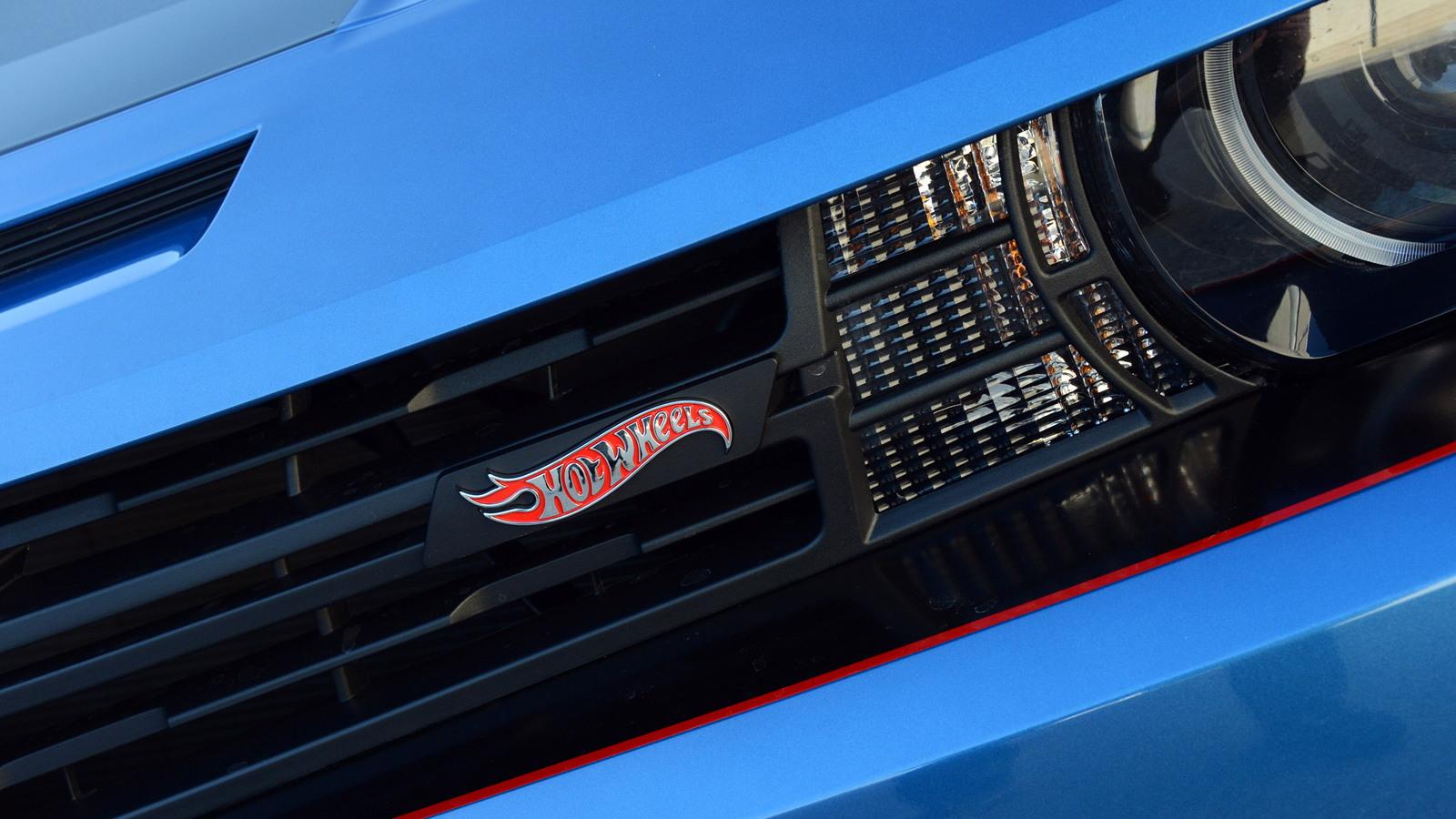 2013 Chevrolet Camaro Hot Wheels Edition Convertible