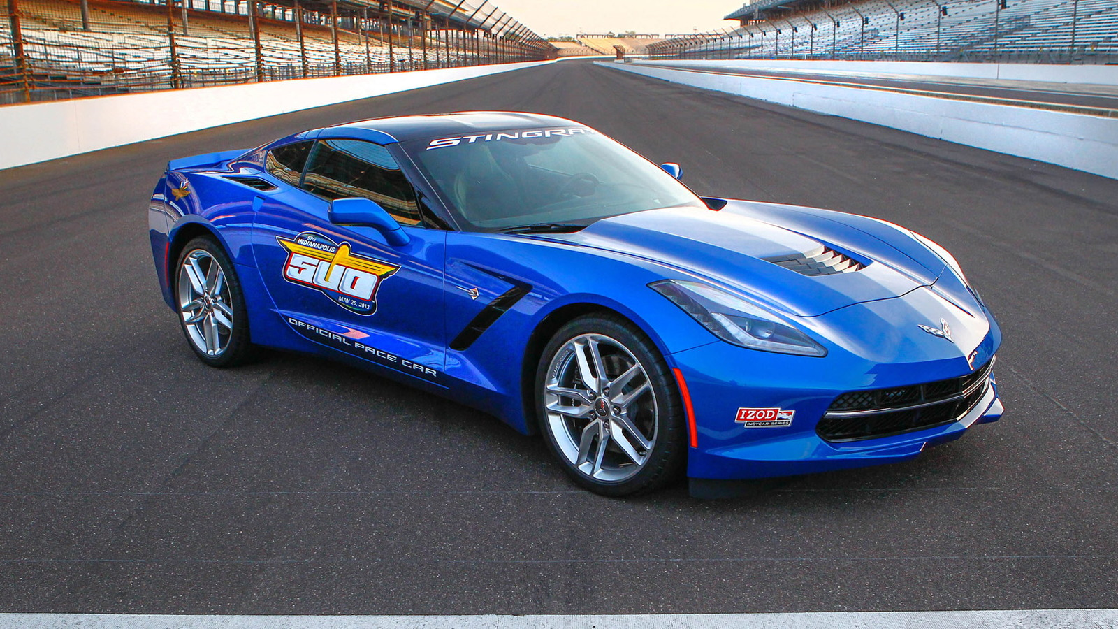 2014 Chevrolet Corvette Stingray - 2013 Indianapolis 500 Pace Car