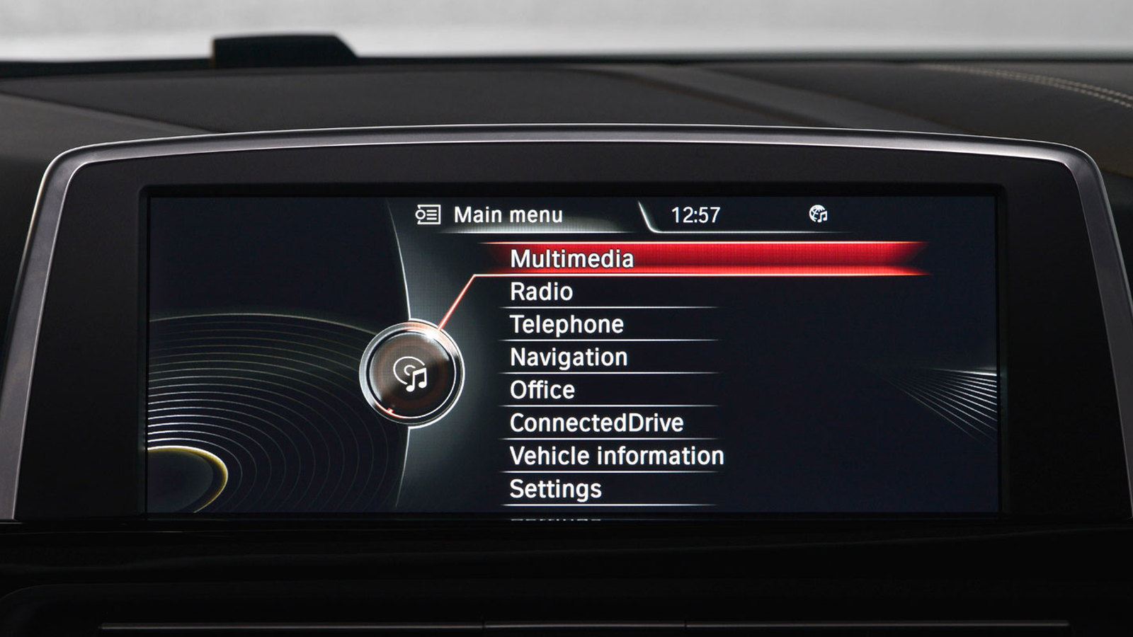 2013 BMW ConnectedDrive updates