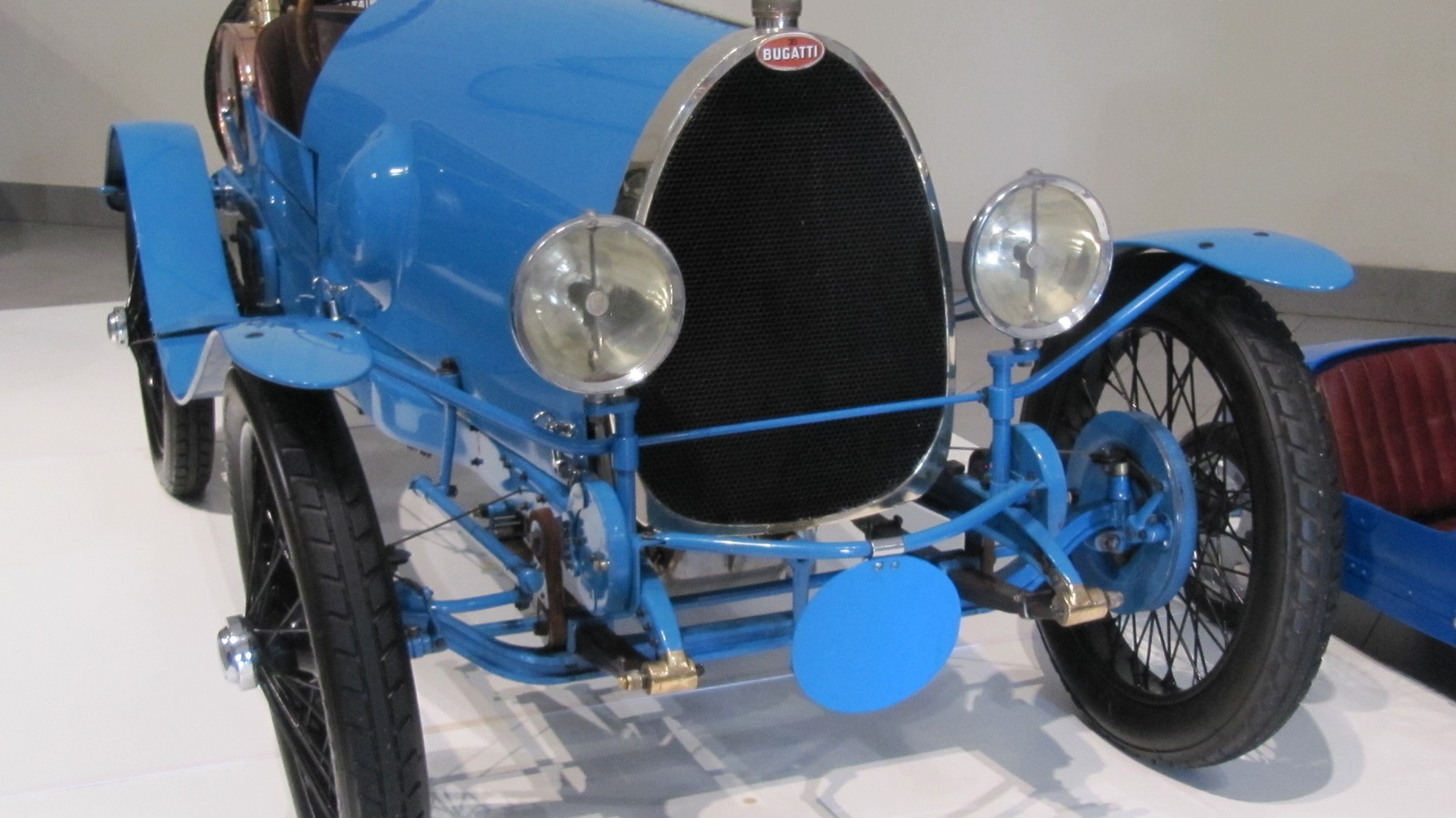 Bugatti Type 35B at Franschhoek Motor Museum, South Africa