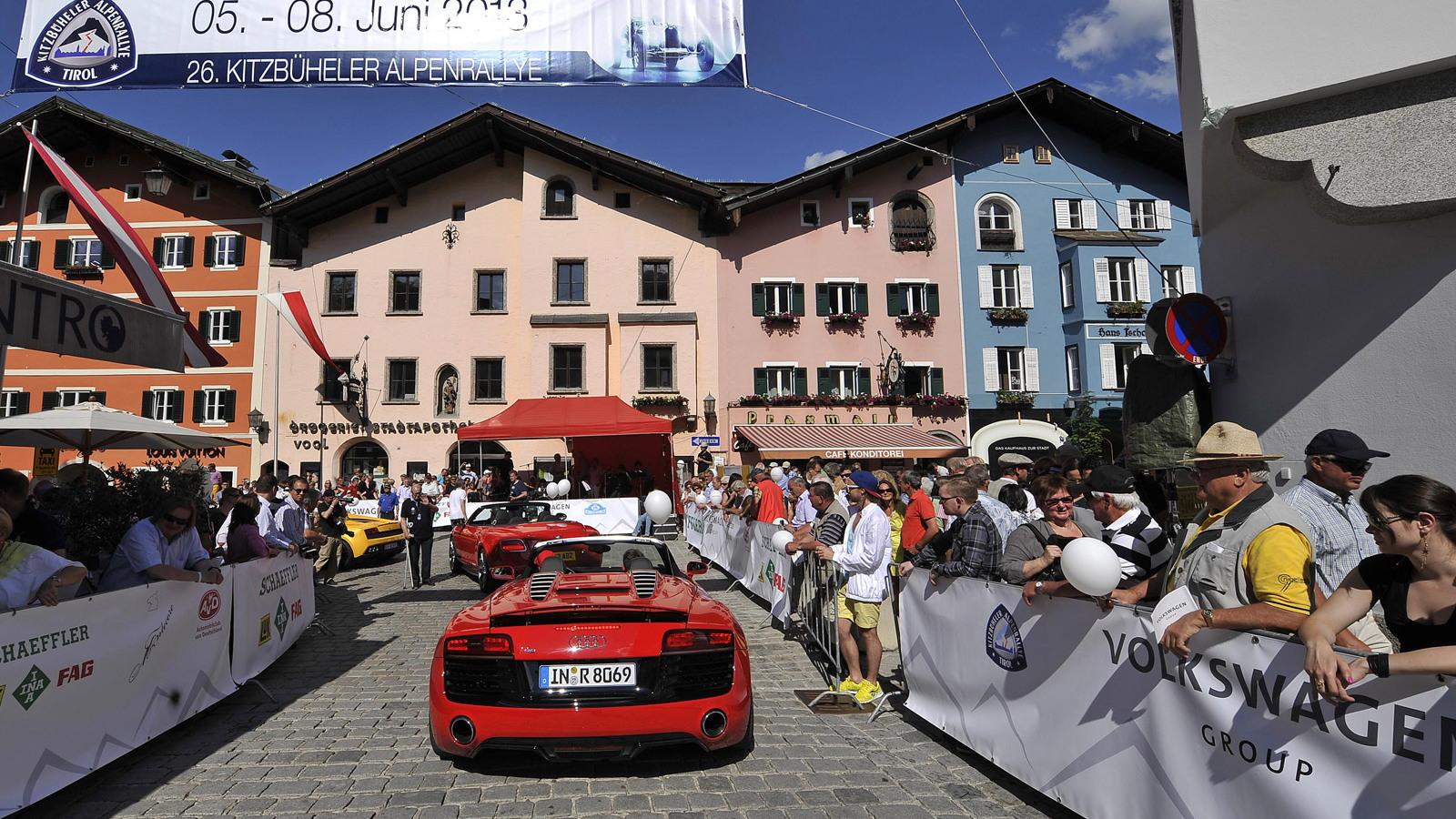 2013 Kitzbüheler Alpenrallye