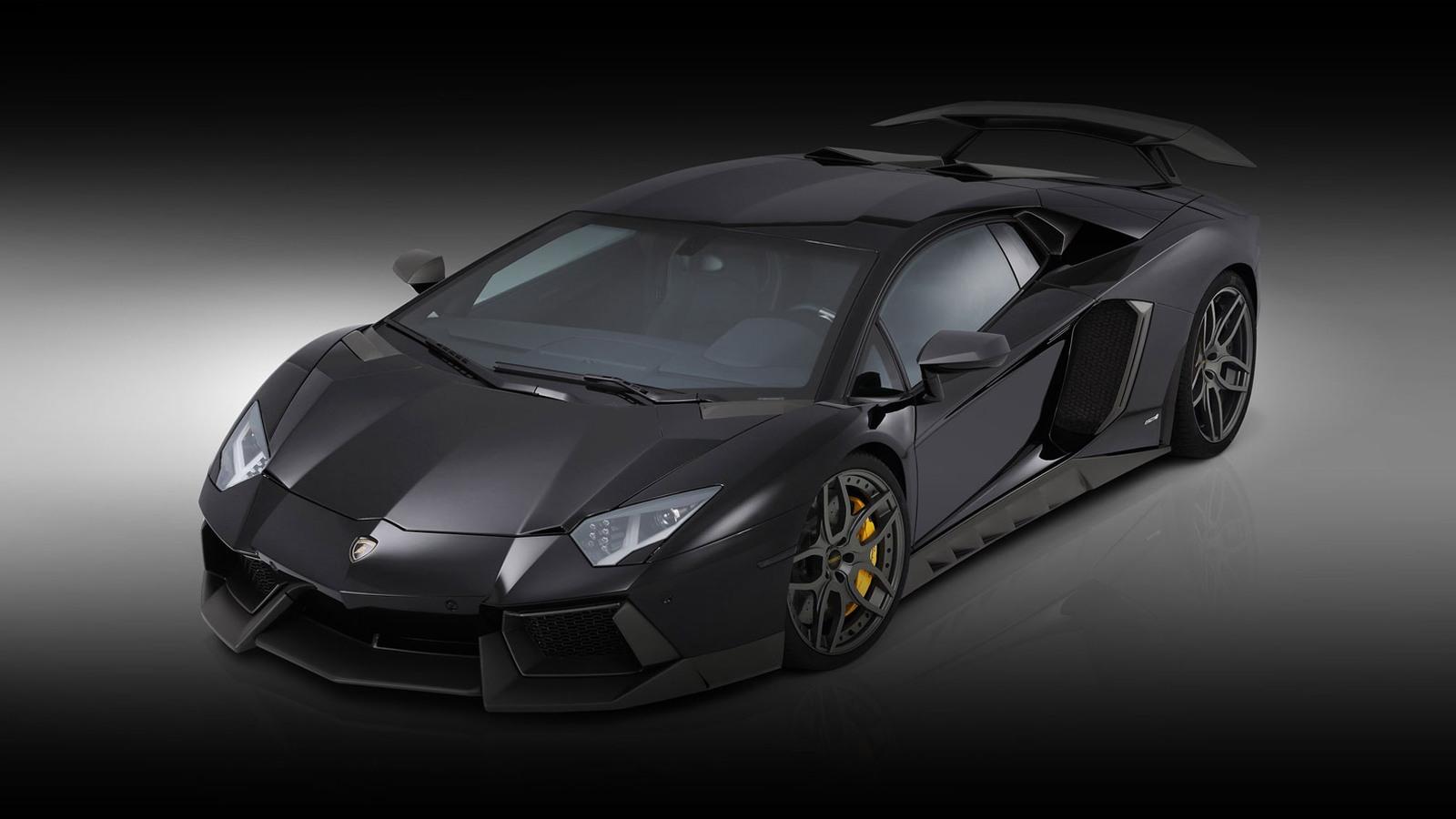Novitec Torado tuning program for the Lamborghini Aventador LP 700-4