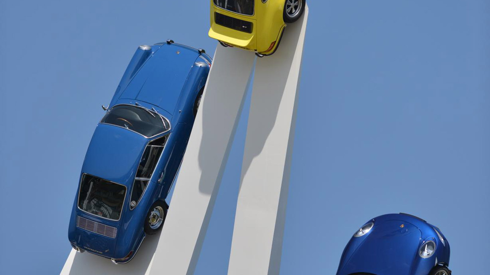2013 Goodwood Sculpture celebrates 50 years of the Porsche 911