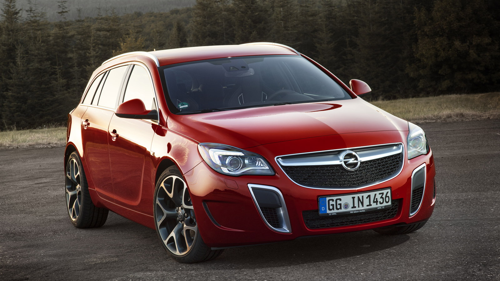 2013 Opel Insignia OPC Sports Tourer