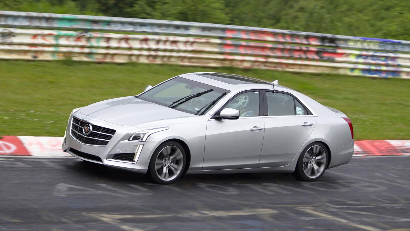 2014 Cadillac CTS Vsport