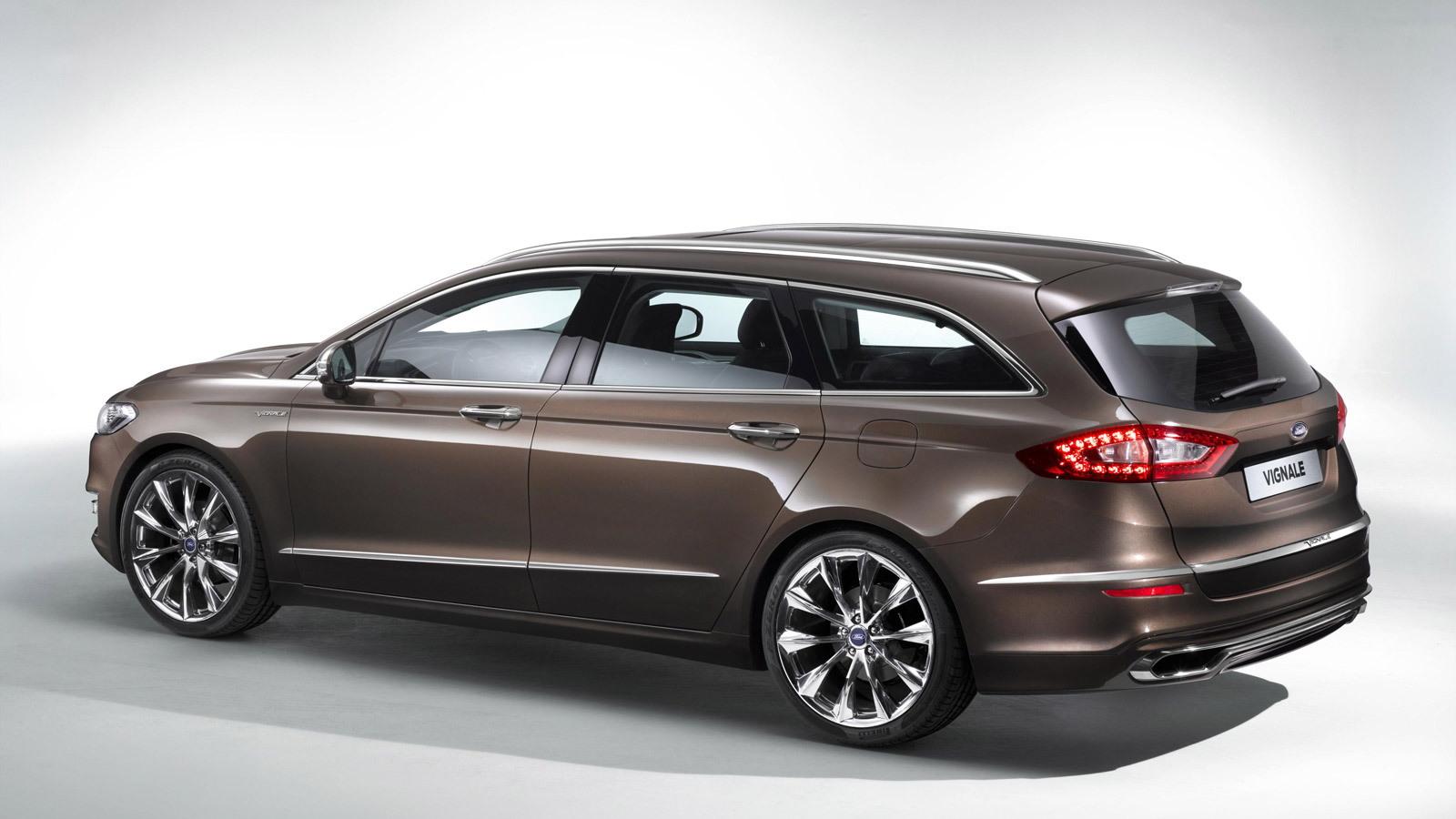 Ford Mondeo Vignale concept, 2013 Frankfurt Auto Show