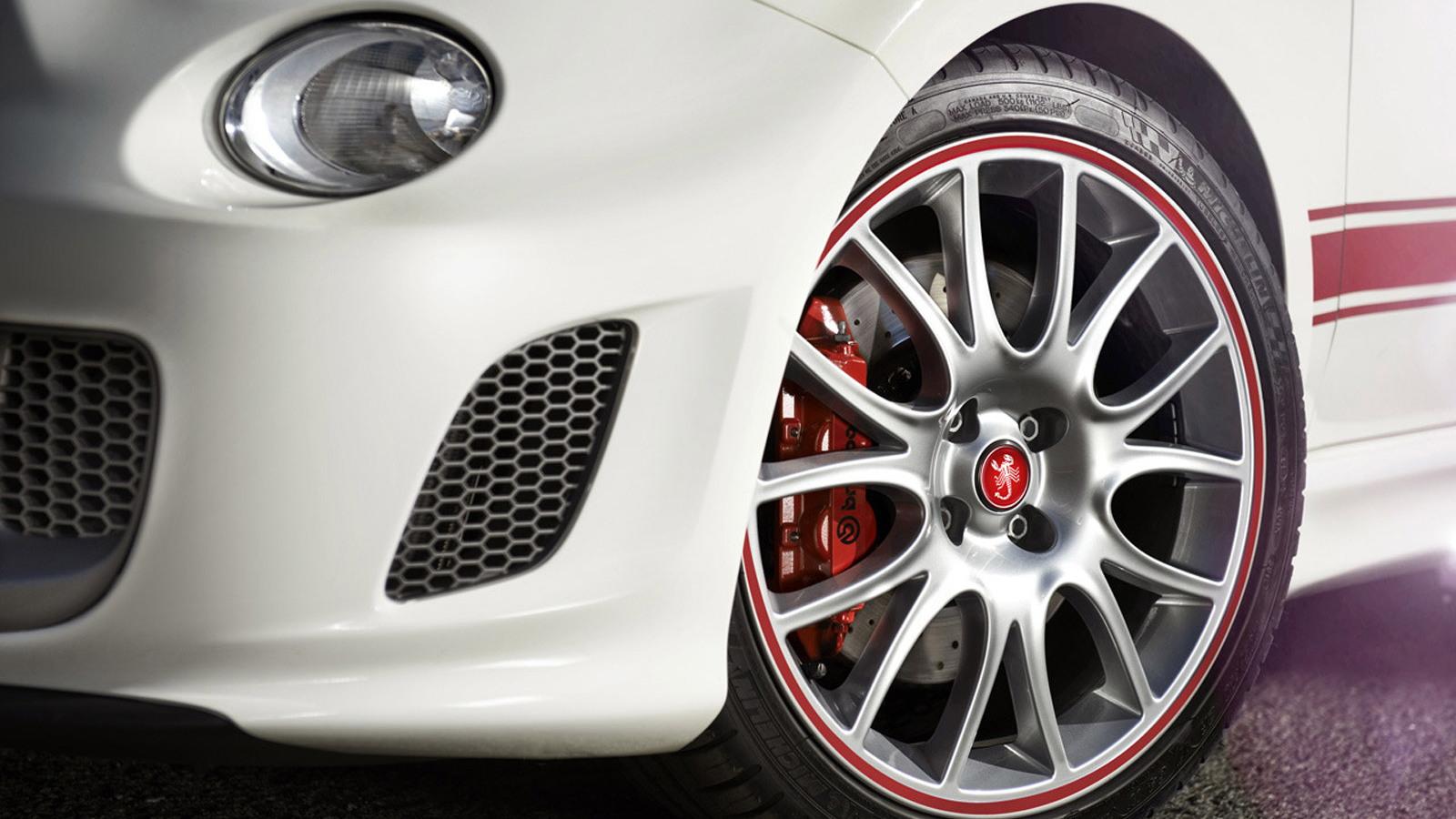 2013 Fiat Abarth 595 50th Anniversary Edition