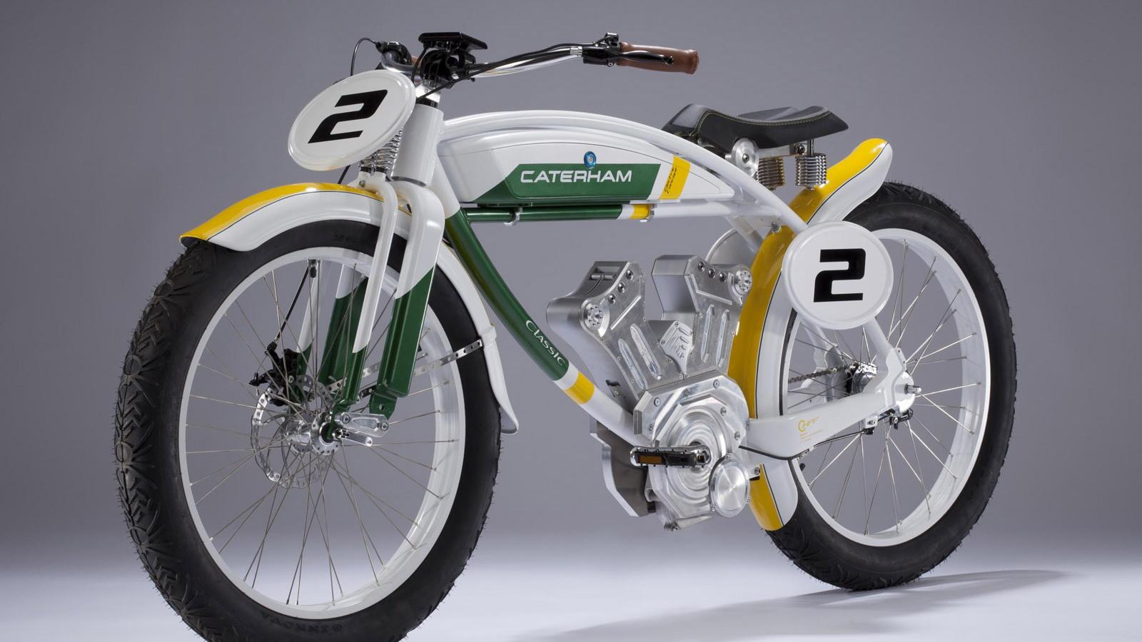 2014 Caterham Classic E-Bike