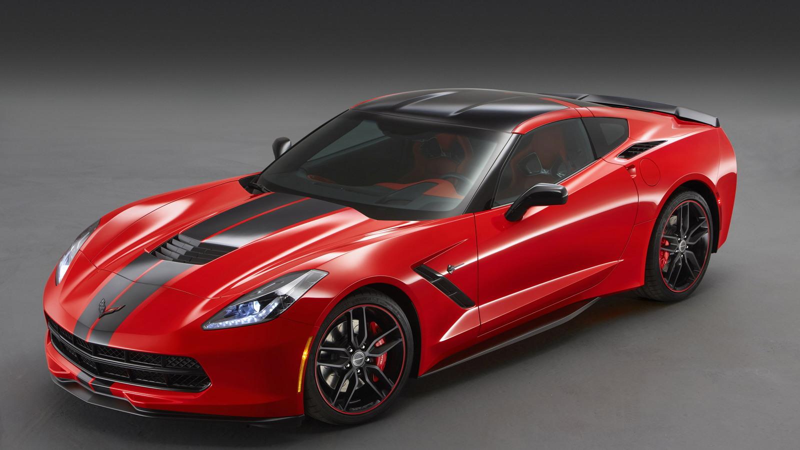 Chevrolet Corvette Stingray Pacific concept, SEMA 2013