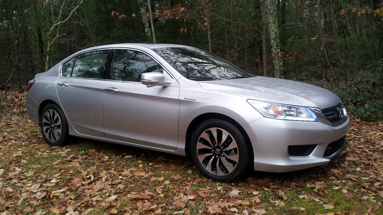 2014 Honda Accord Hybrid, Catskill Mountains, NY, Nov 2013