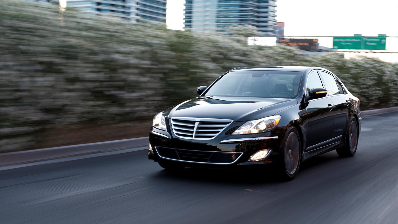 2014 Hyundai Genesis