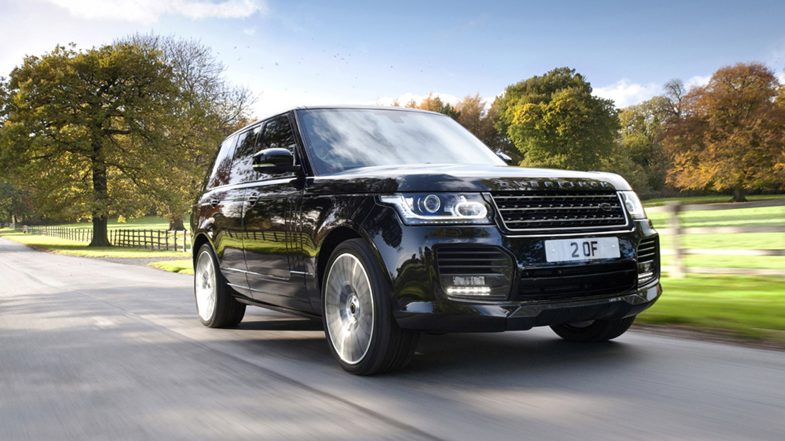 2014 Land Rover Range Rover by Overfinch