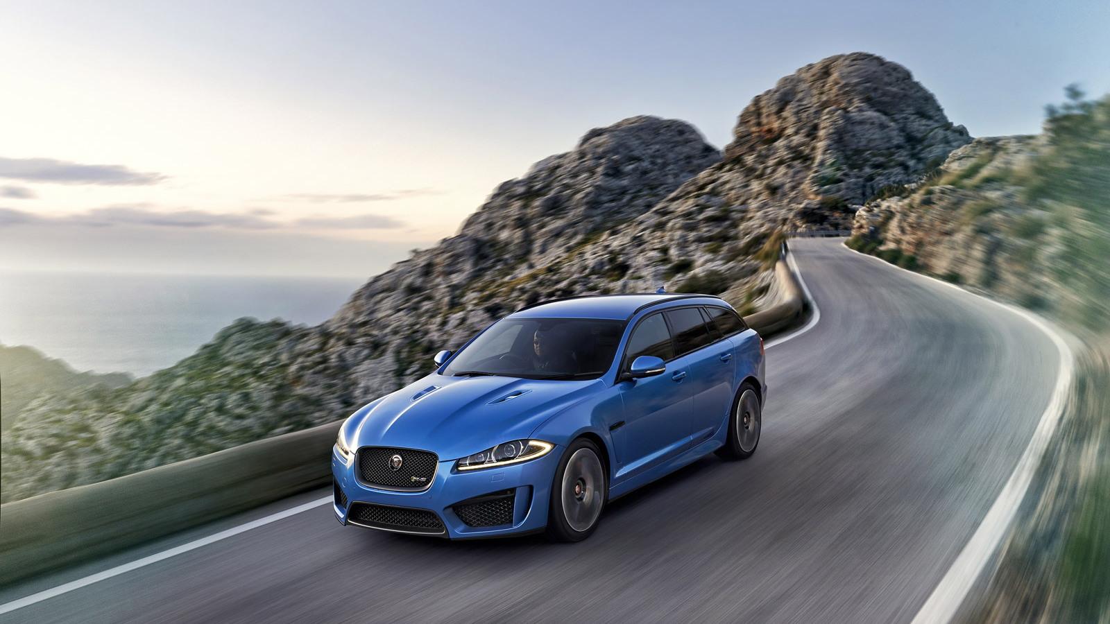 2014 Jaguar XFR-S Sportbrake Revealed Ahead Of Geneva ...