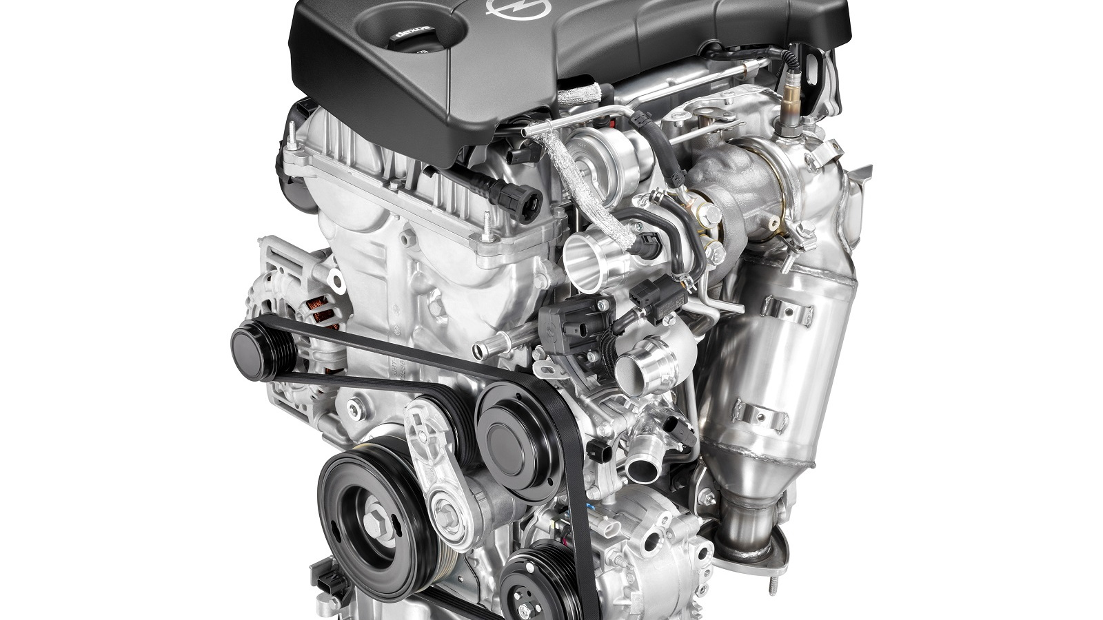 New GM 1.0-liter turbo Ecotec engine introduced for 2015 cars