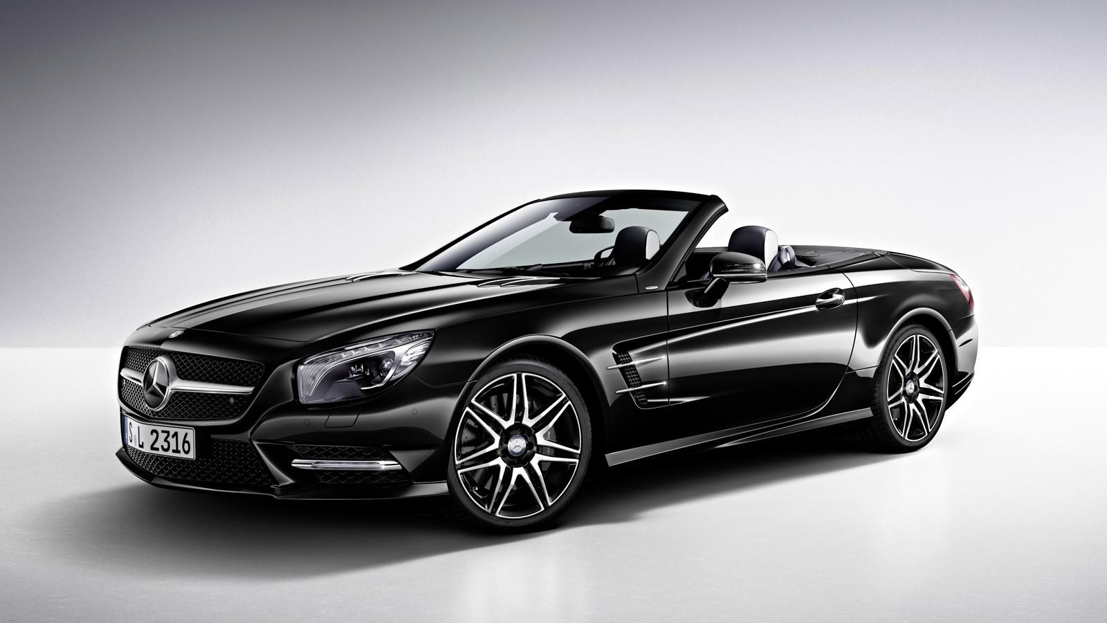 2014 Mercedes-Benz SL400