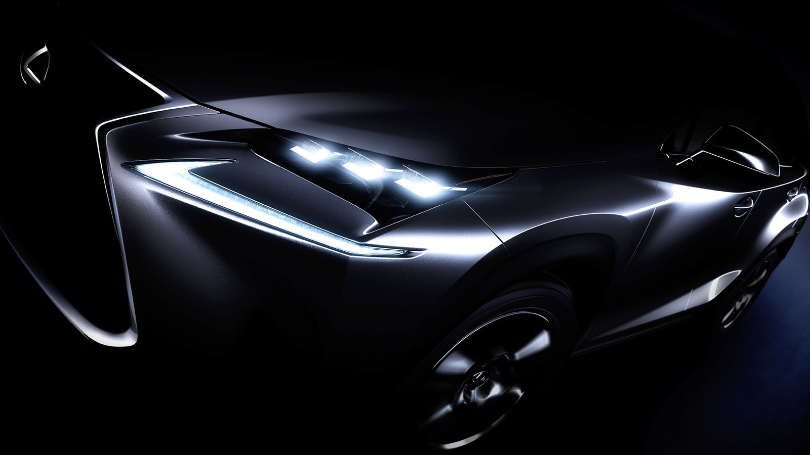 Teaser for 2015 Lexus NX