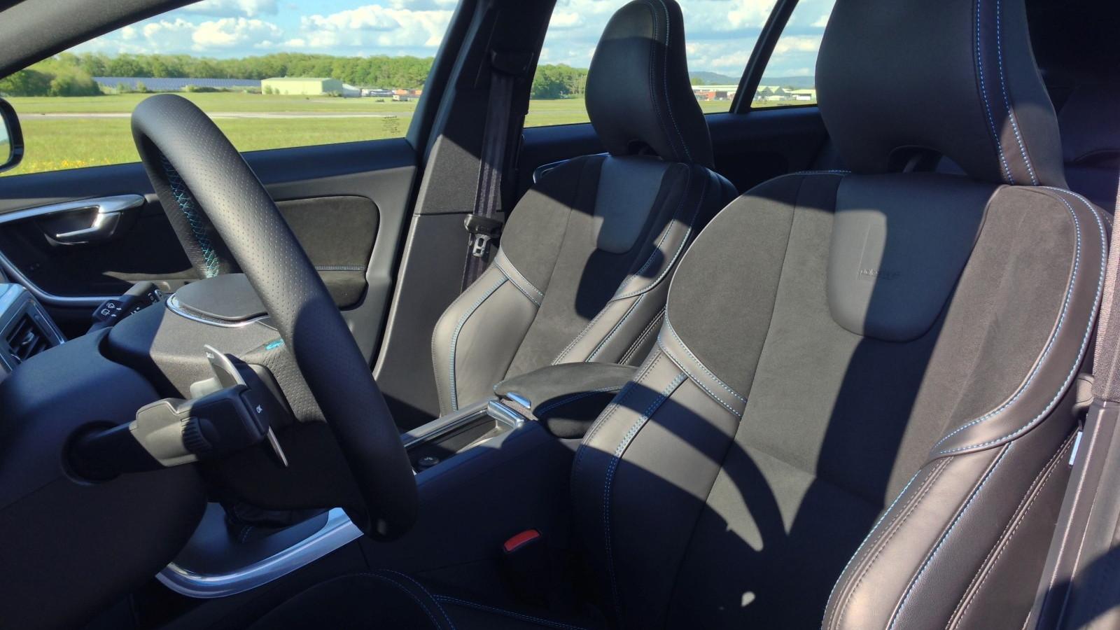 2015 Volvo V60 Polestar - quick drive