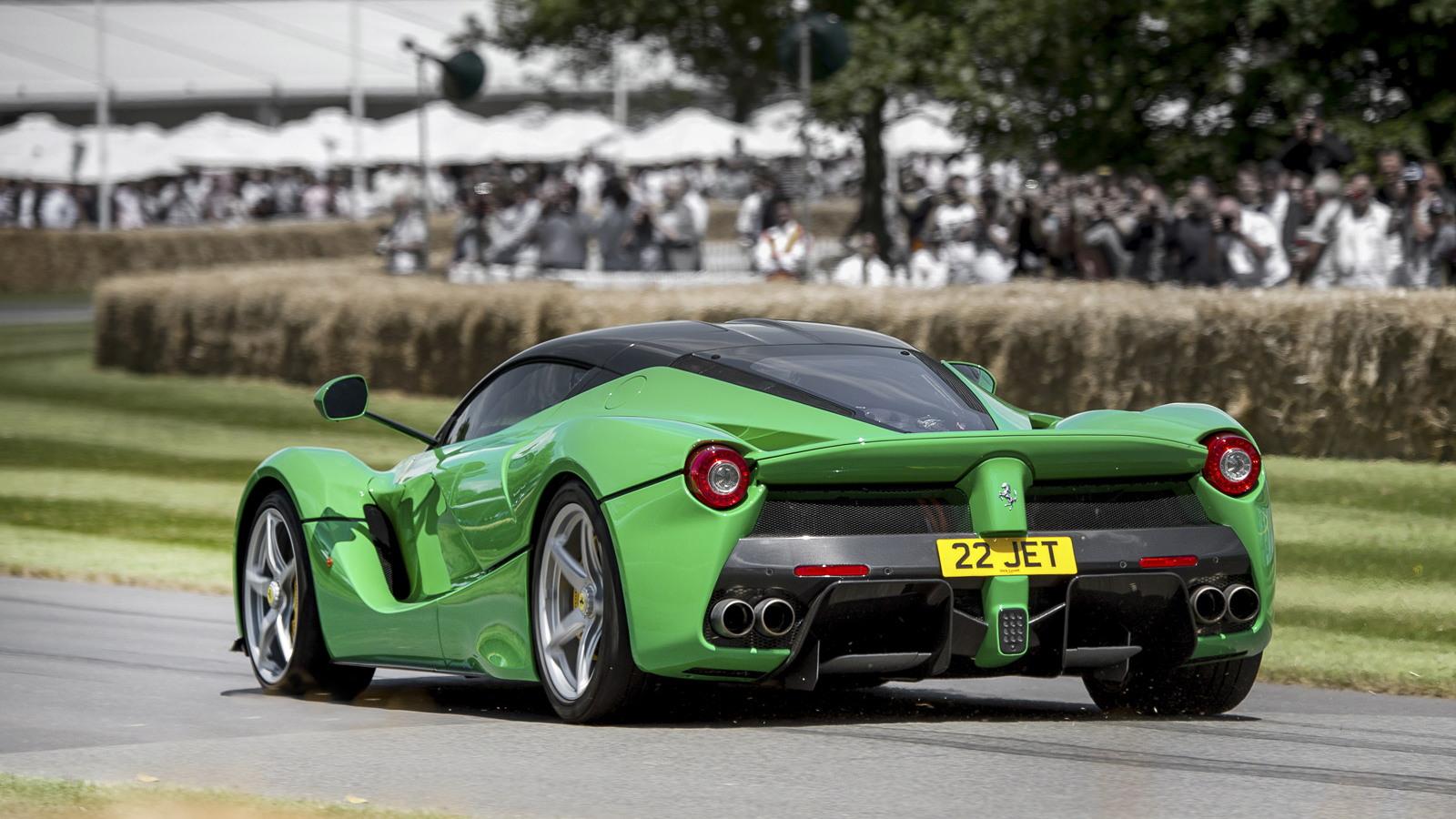 Ferrari at the 2014 Goodwood Festival of Speed