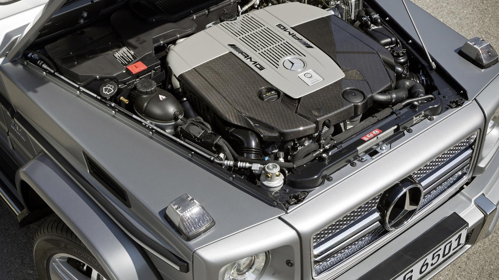 2013 Mercedes-Benz G65 AMG
