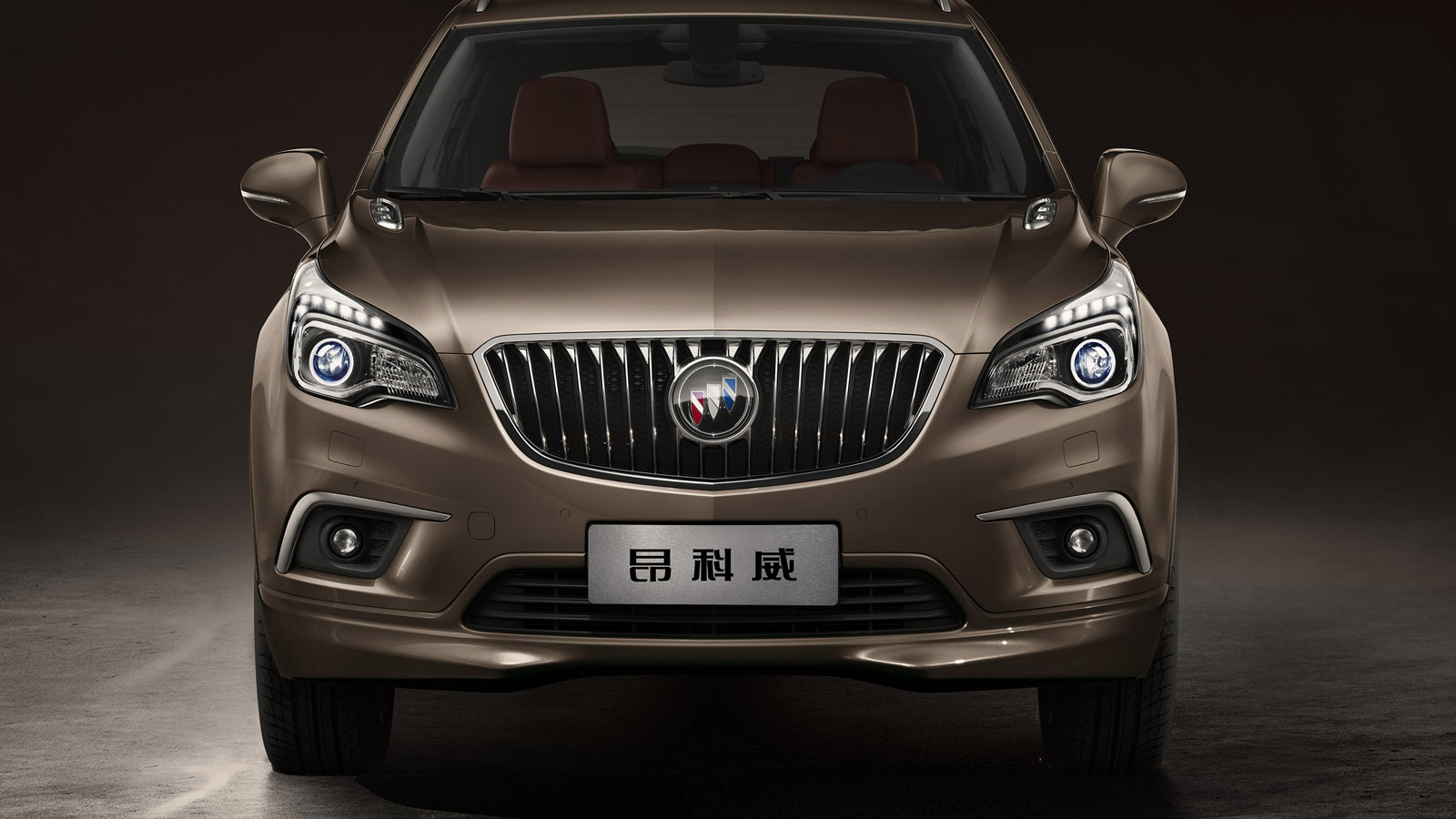 2015 Buick Envision (Chinese spec)