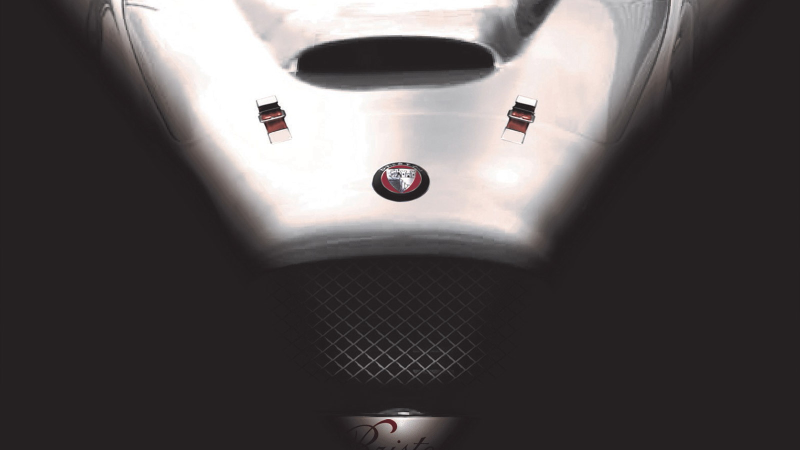 Teaser for Bristol Project Pinnacle sports car