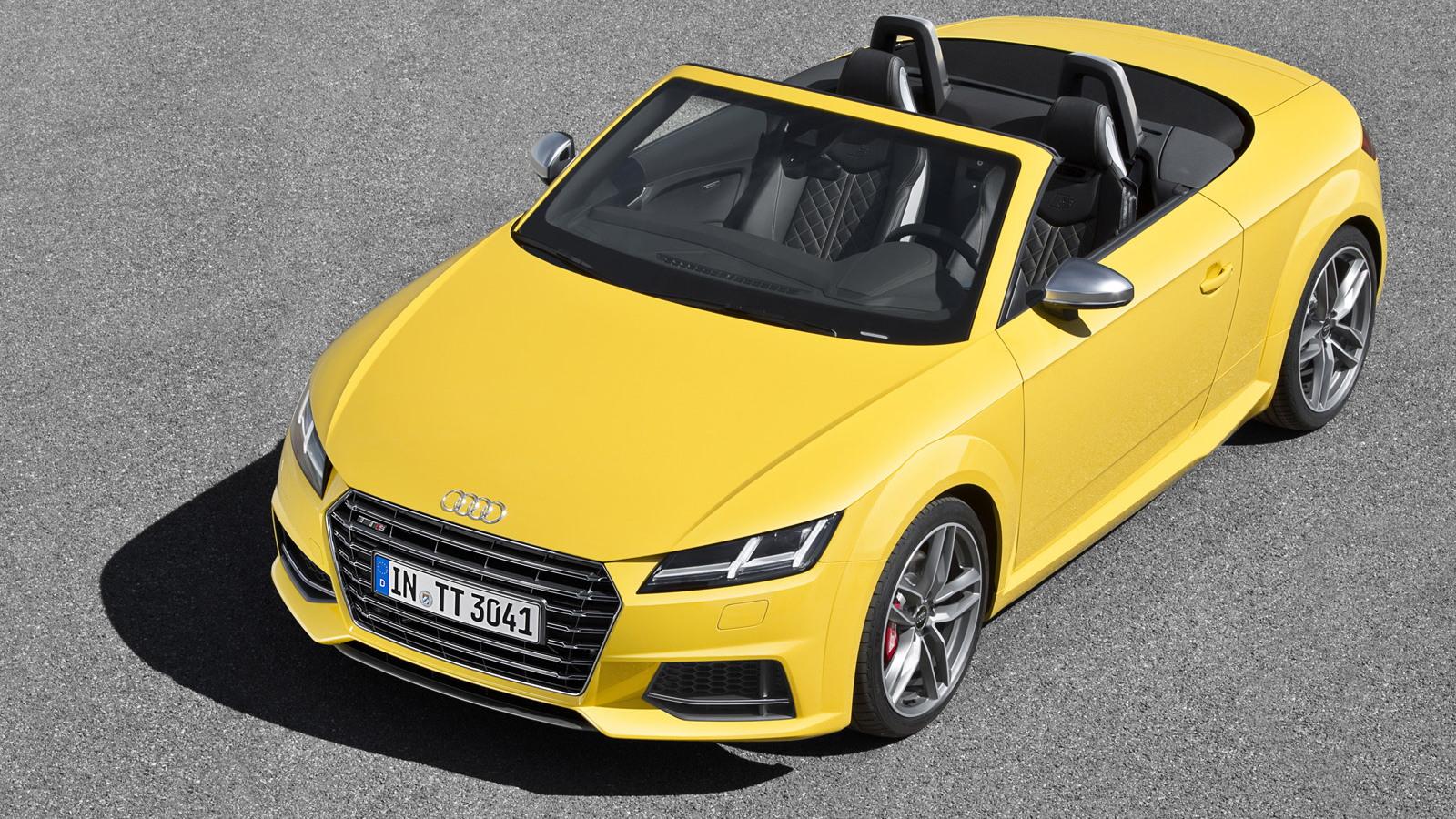 2016 Audi TTS Roadster