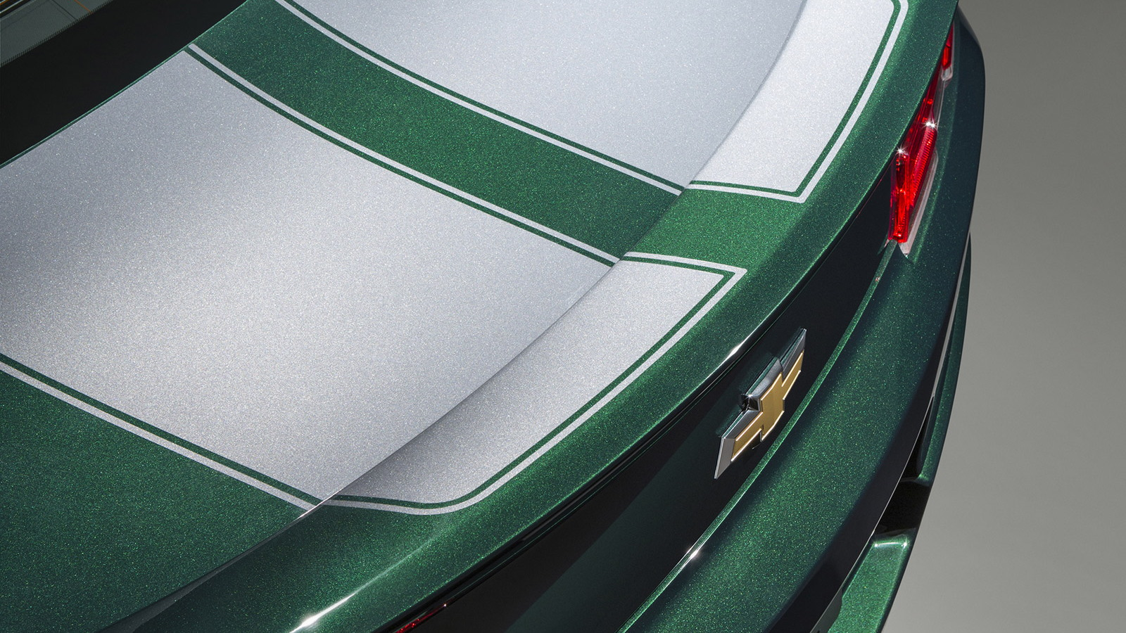 Chevy Picks Green Flash Name For Latest Camaro Special Edition