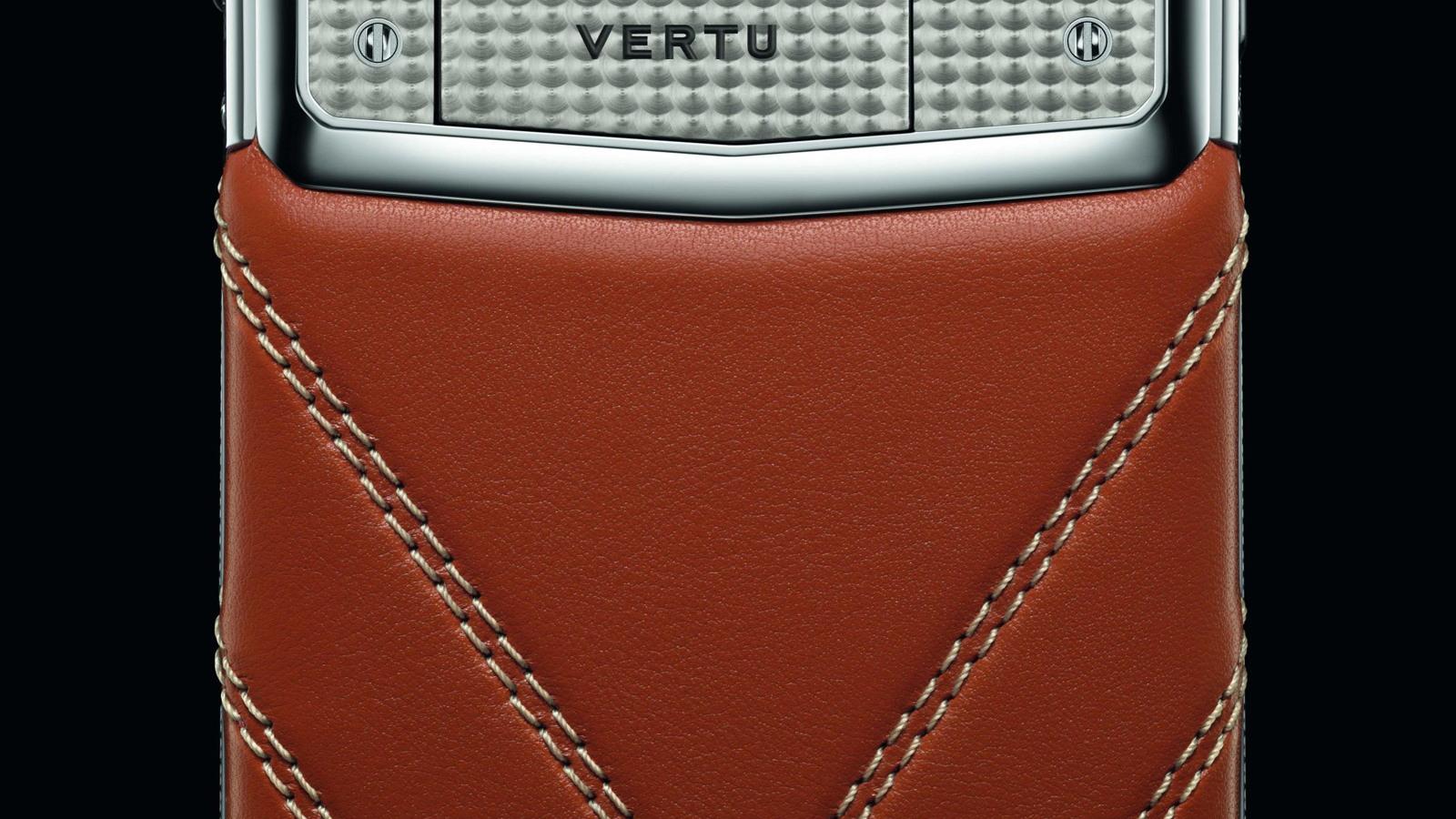 Vertu for Bentley luxury smartphone