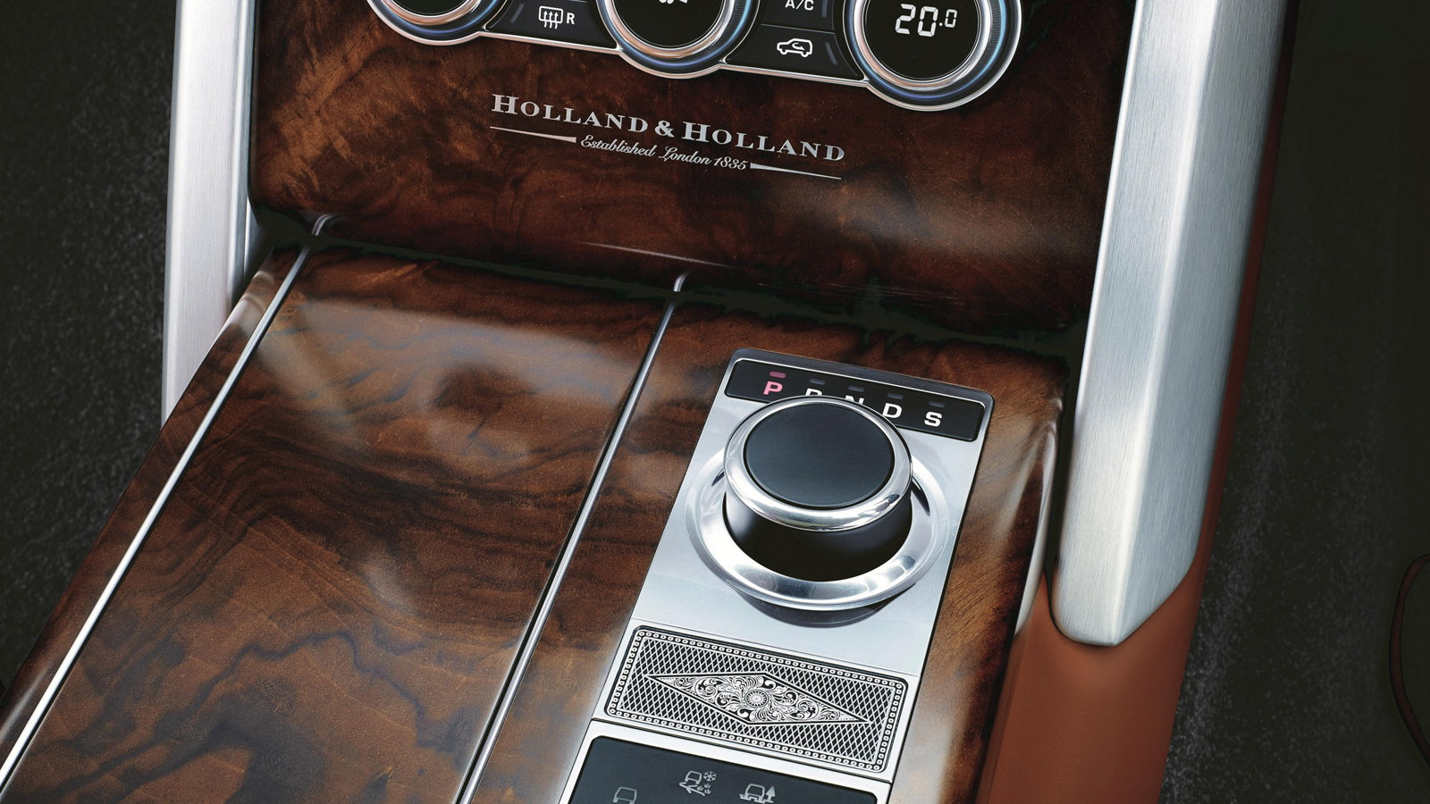 2015 Land Rover Range Rover Holland & Holland edition