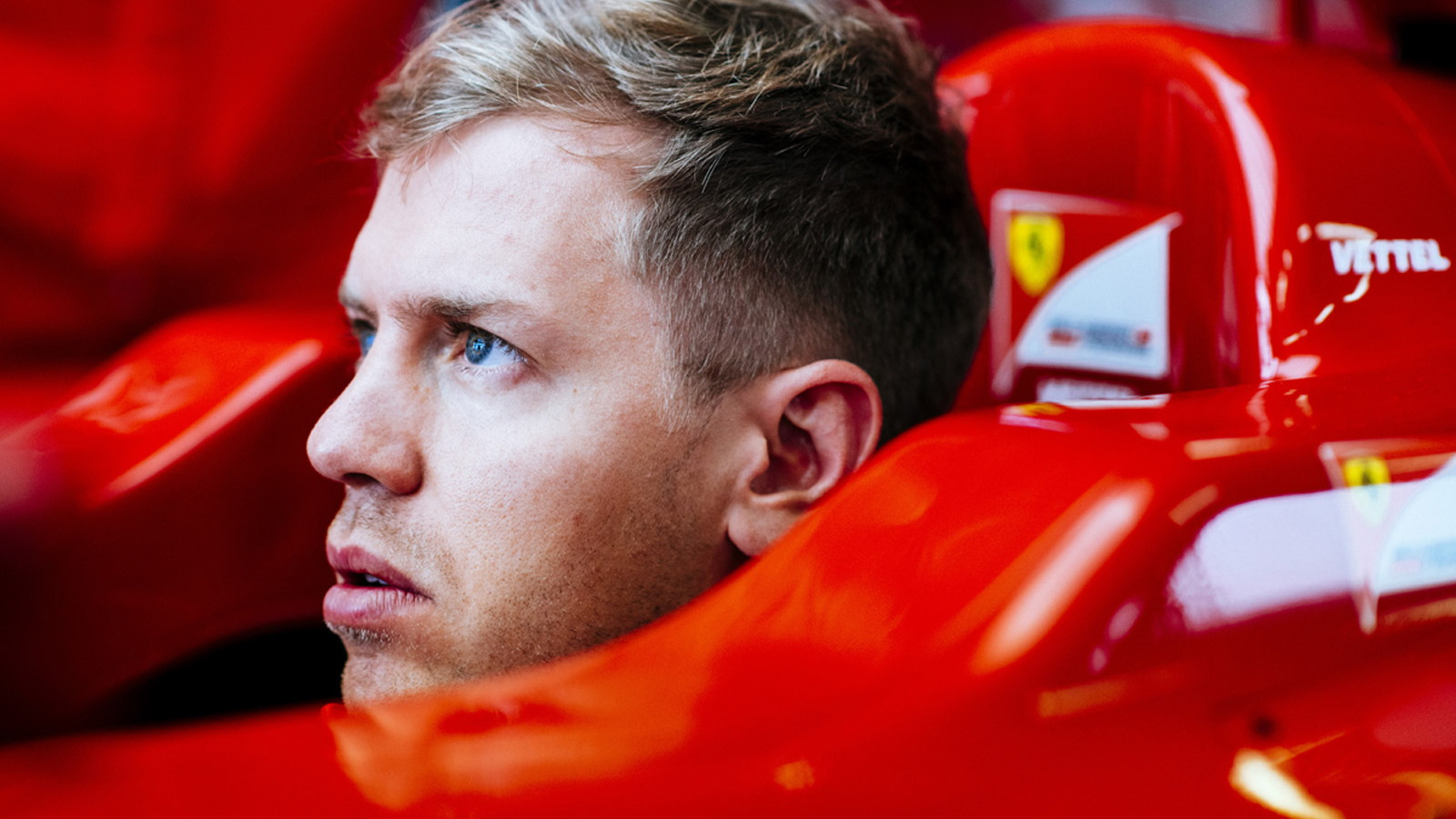 Sebastian Vettel's first days at Ferrari