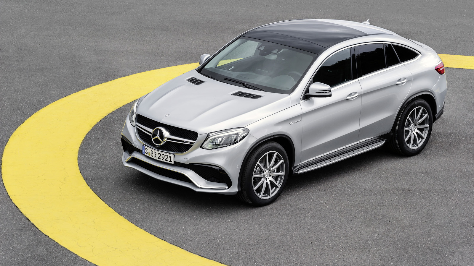 2016 Mercedes-AMG GLE63 S Coupe 4Matic