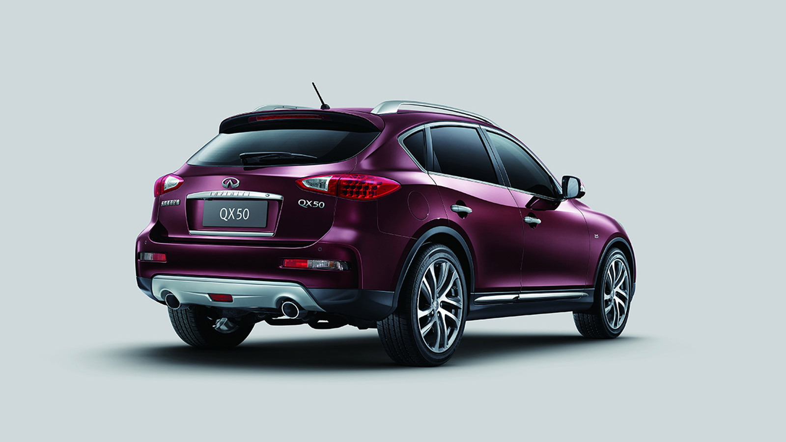 2015 Infiniti QX50 Long-Wheelbase (Chinese-spec)