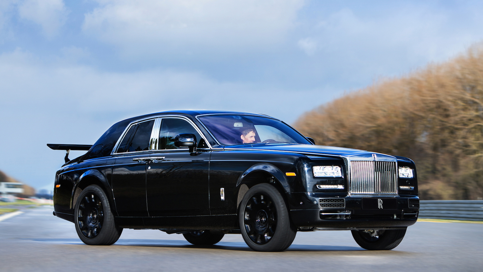 Rolls-Royce Project Cullinan engineering mule