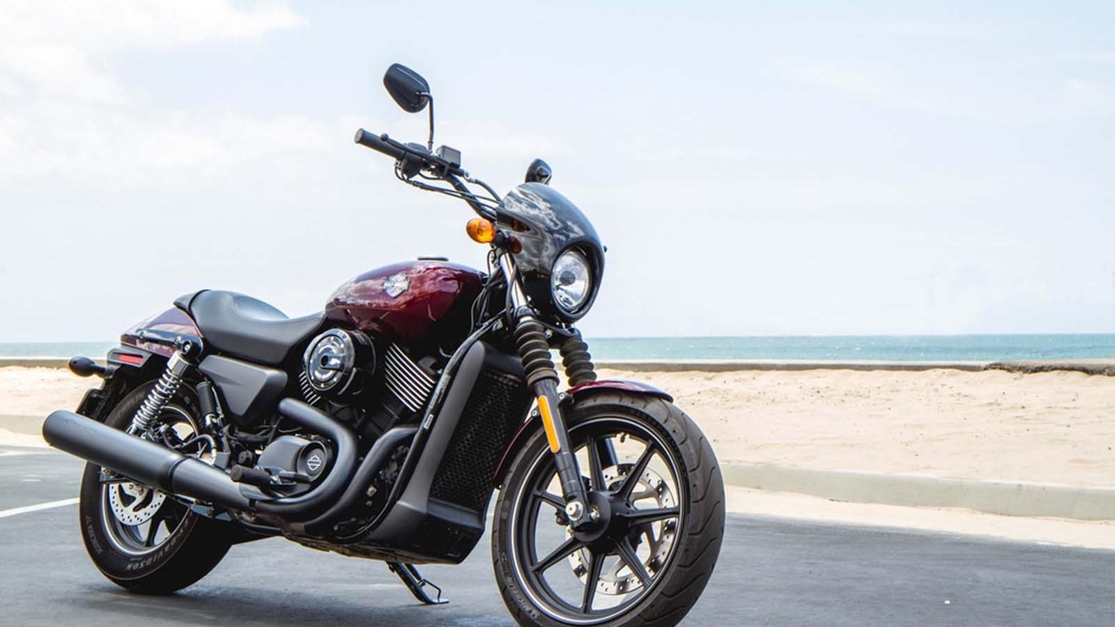 Harley-Davidson Street 750 by Alvin Dharmawan