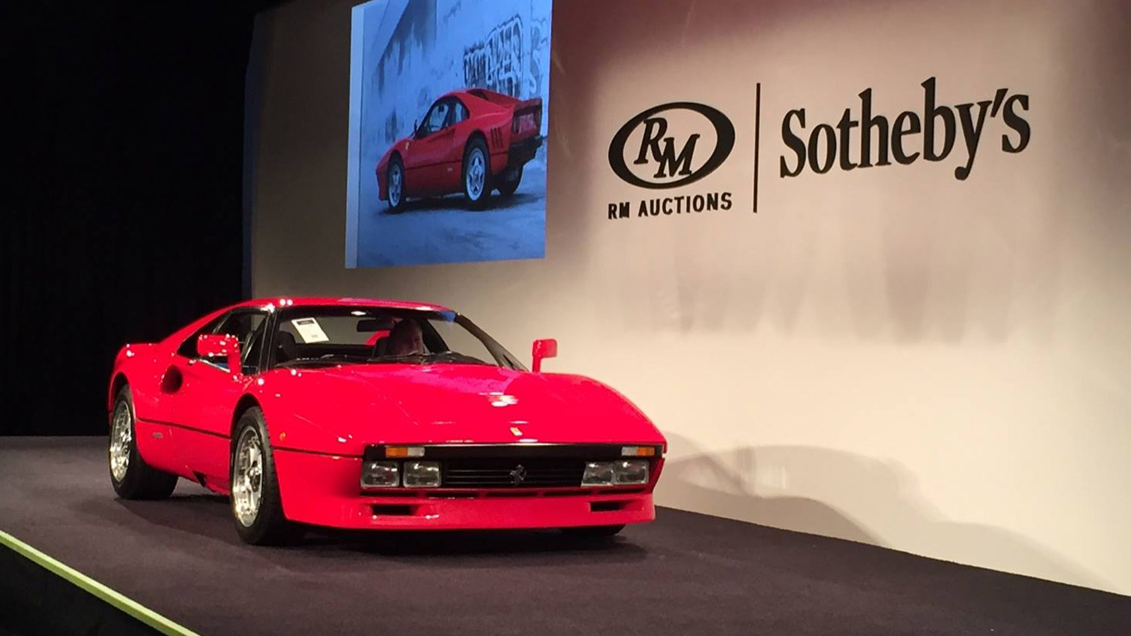 1985 Ferrari 288 GTO sells for $2,420,000