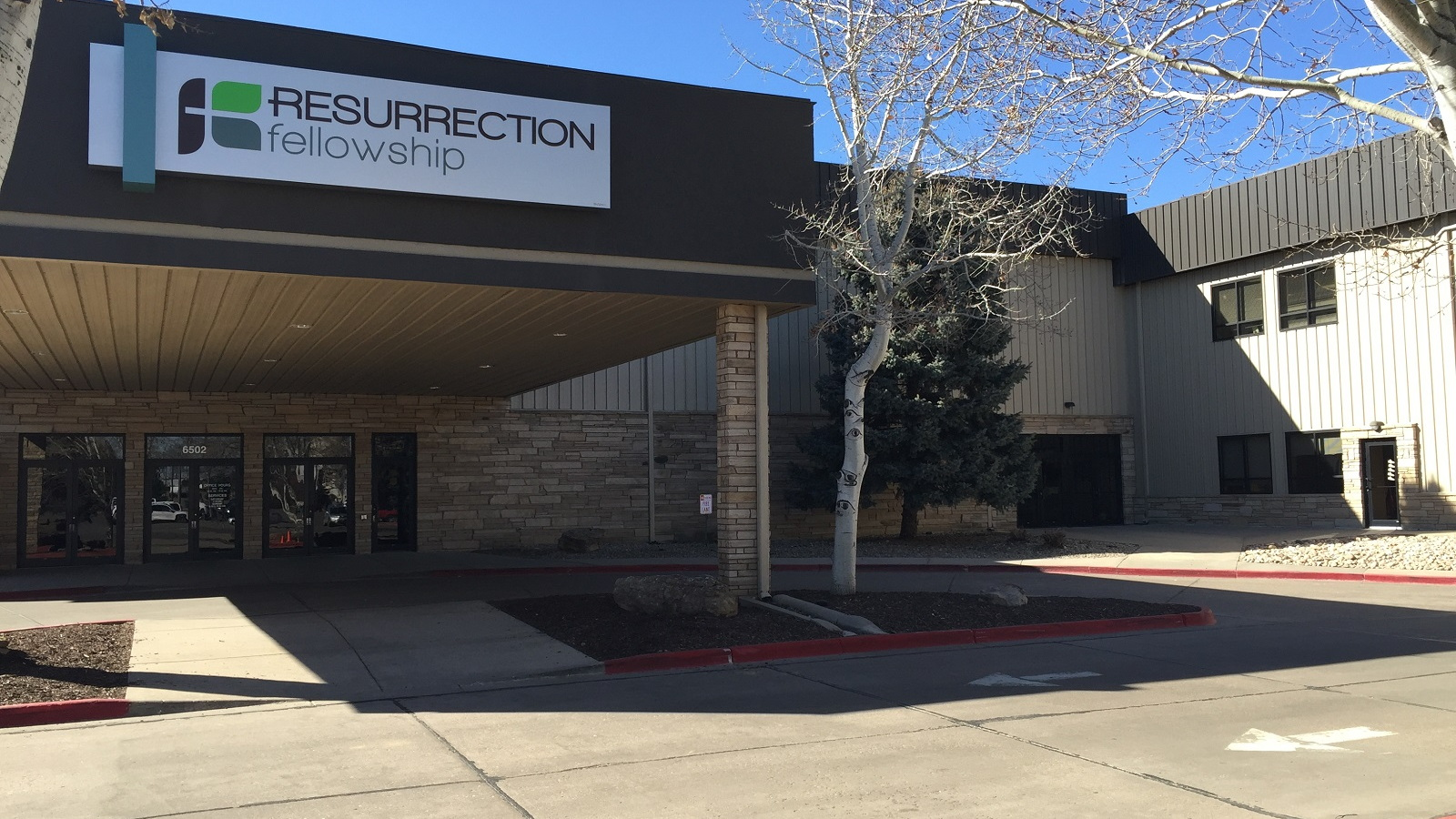 Resurrection Fellowship Church, Loveland, Colorado