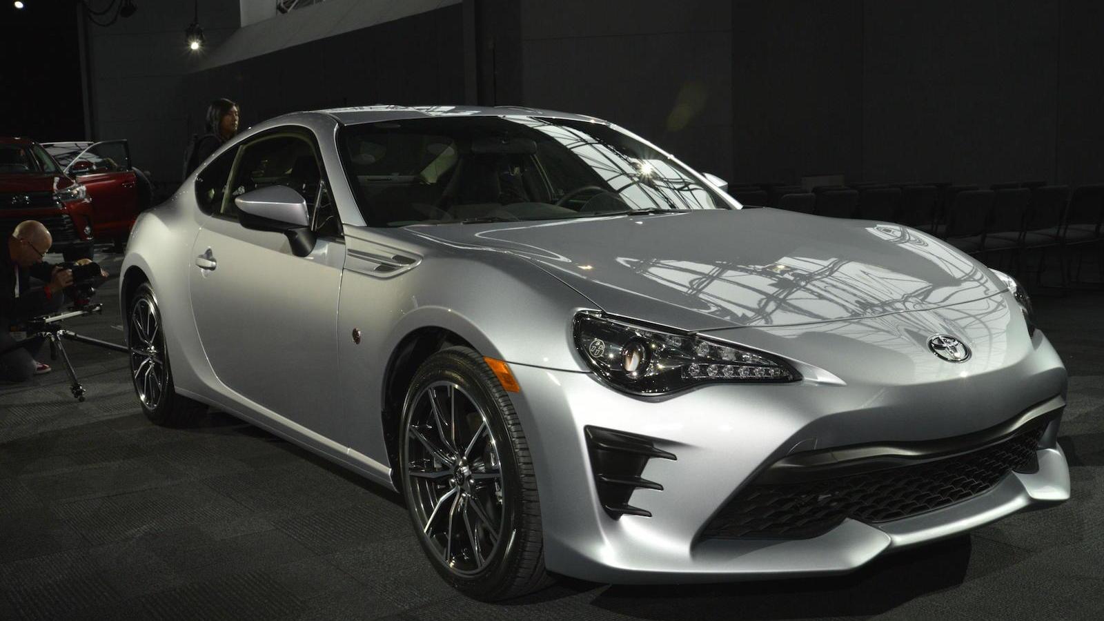2017 Toyota 86, 2016 New York Auto Show