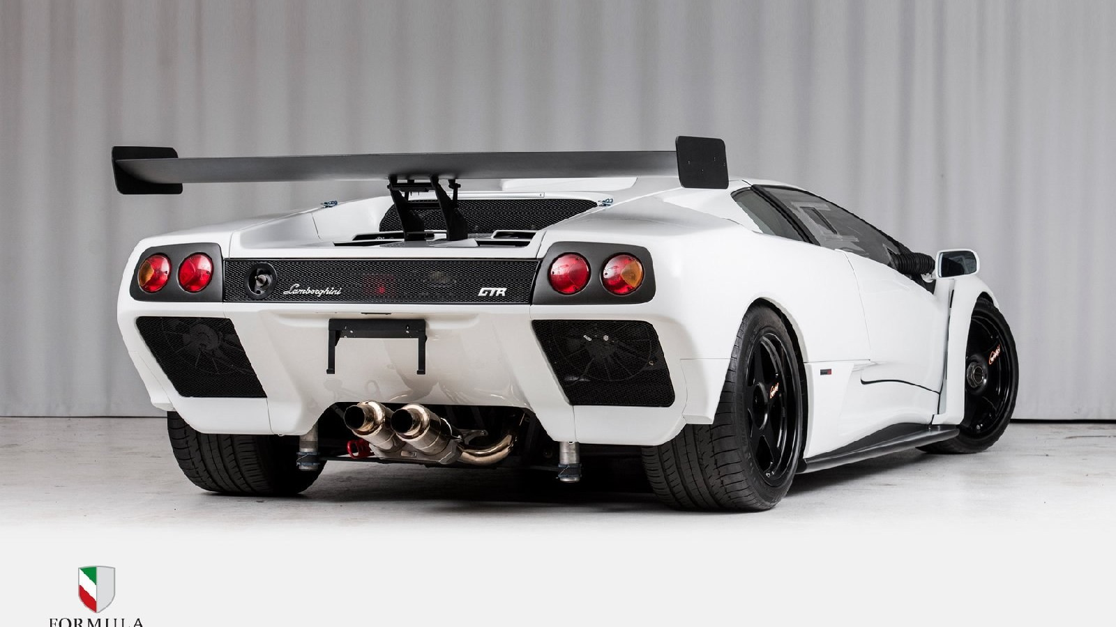 There S A Rare Lamborghini Diablo Gtr For Sale