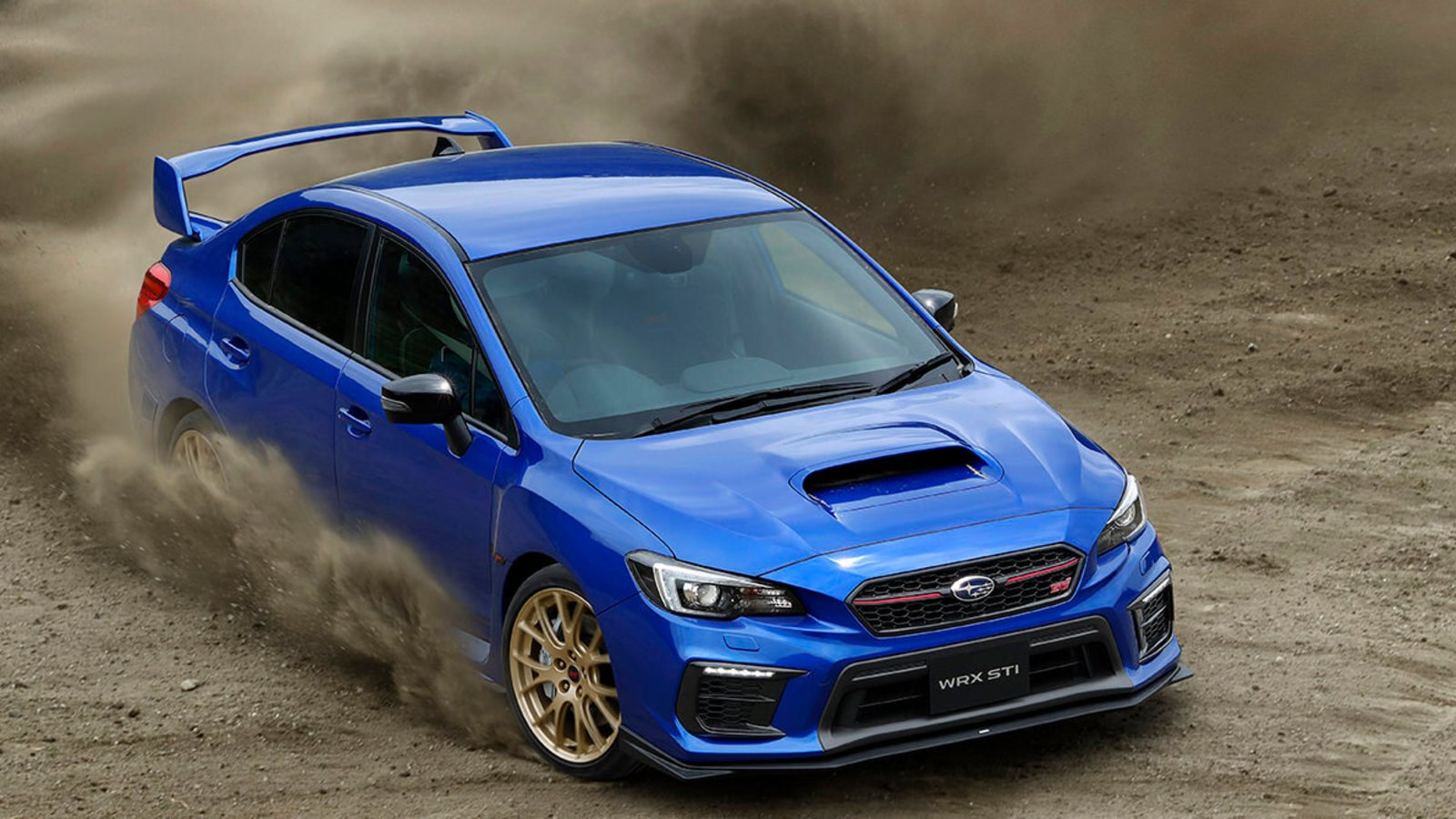 Subaru WRX STI 'EJ20 Final Edition' planned for Japan