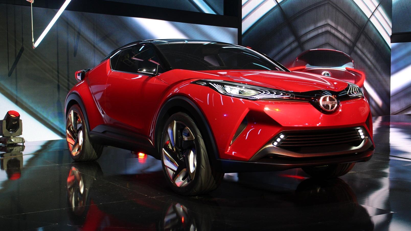 H R Auto >> Scion C Hr Concept Live Photos From Los Angeles Auto Show