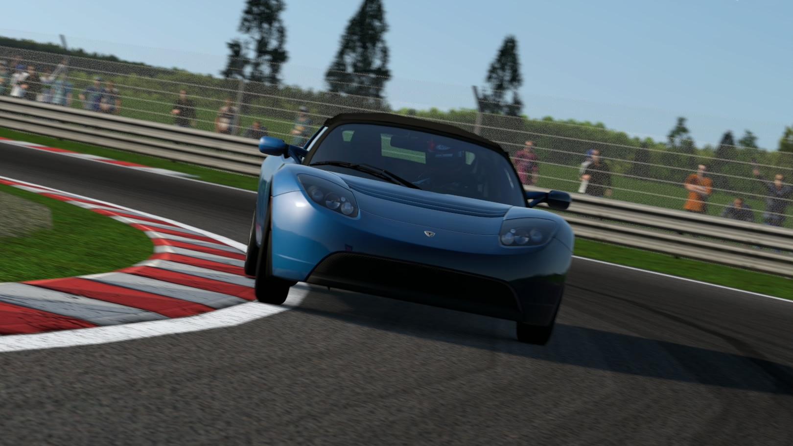 Tesla Roadster - Gran Turismo 5